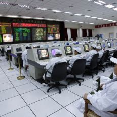 Jiuquan - Launch Control Centre