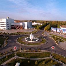Jiuquan: Dongfeng Space City