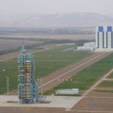 Jiuquan - South Launch Centre