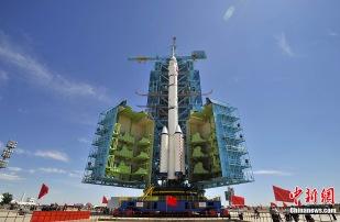 Shenzhou 9 / CZ-2F