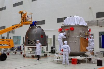 Shenzhou modules