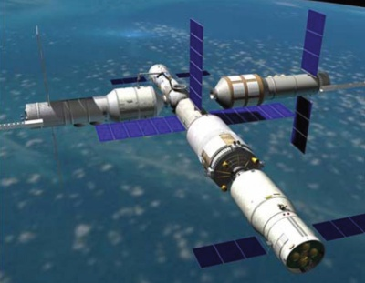 Space Station early concept