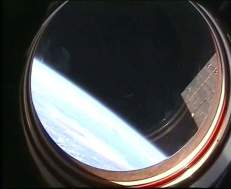 Shenzhou 5 orbital view