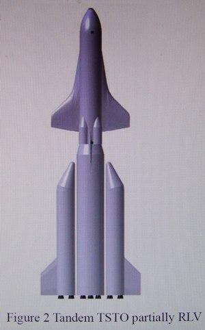 CALT mini shuttle
