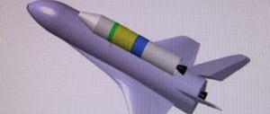 CALT unmanned spaceplane concept