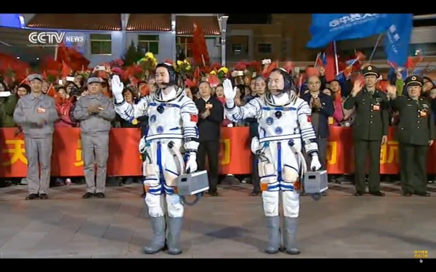 shenzhou-11-farewell-ceremoney